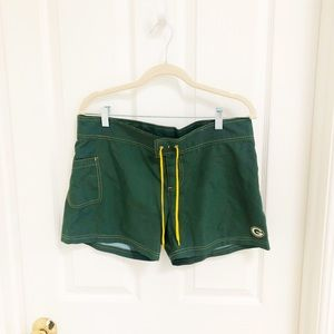 NFL Team Apparel Packer Shorts